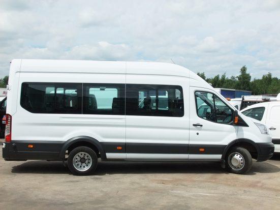 Transit 17 Seat Minibus - 2015 - Logo_HIRE_14 PSV