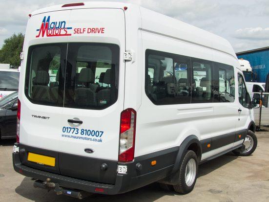 Transit 17 Seat Minibus - 2015 - Logo_HIRE_15