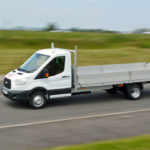 3.5 tonne Transit Dropside 5 metre 17 foot Body