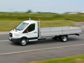3.5 tonne Transit Dropside 5 metre 17 foot Body - 5 metre dropside - 3.5t dropside hire - long wheelbase dropside hire