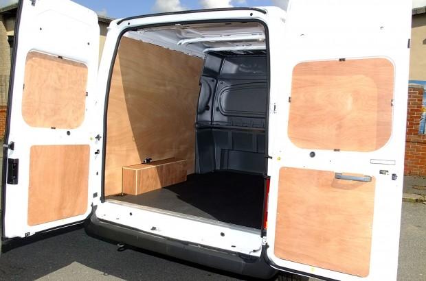 Transit LWB Crew Cab Van Rental 04