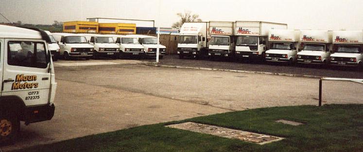 Hire Vehicles Maun Motors Historic