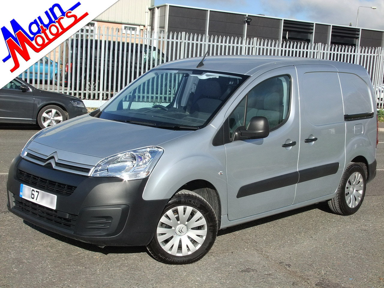 Citroen Berlingo used vans for sale