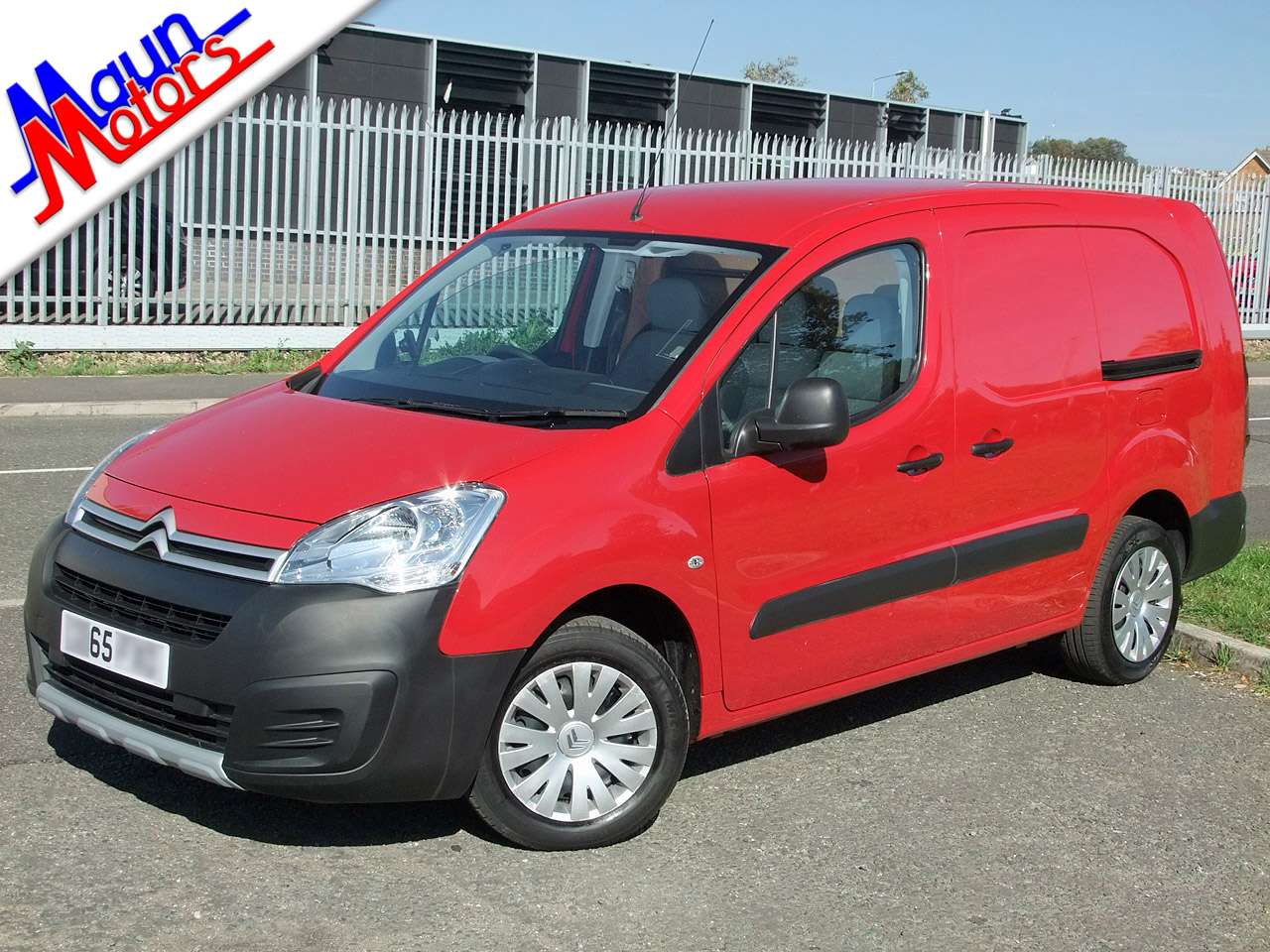 VAT Exempt commercial vehicles for sale - NO VAT