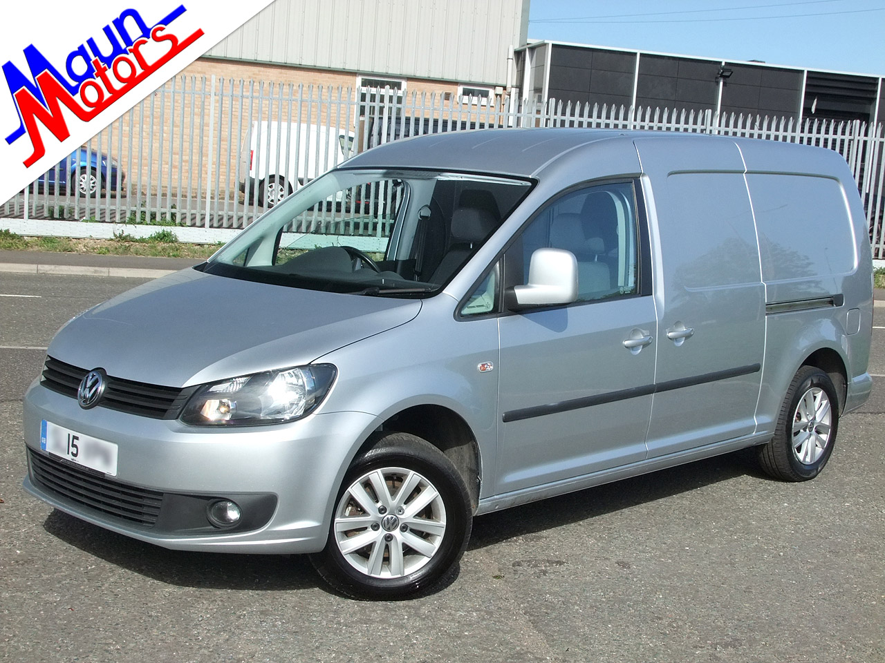 VW Caddy used vans for sale