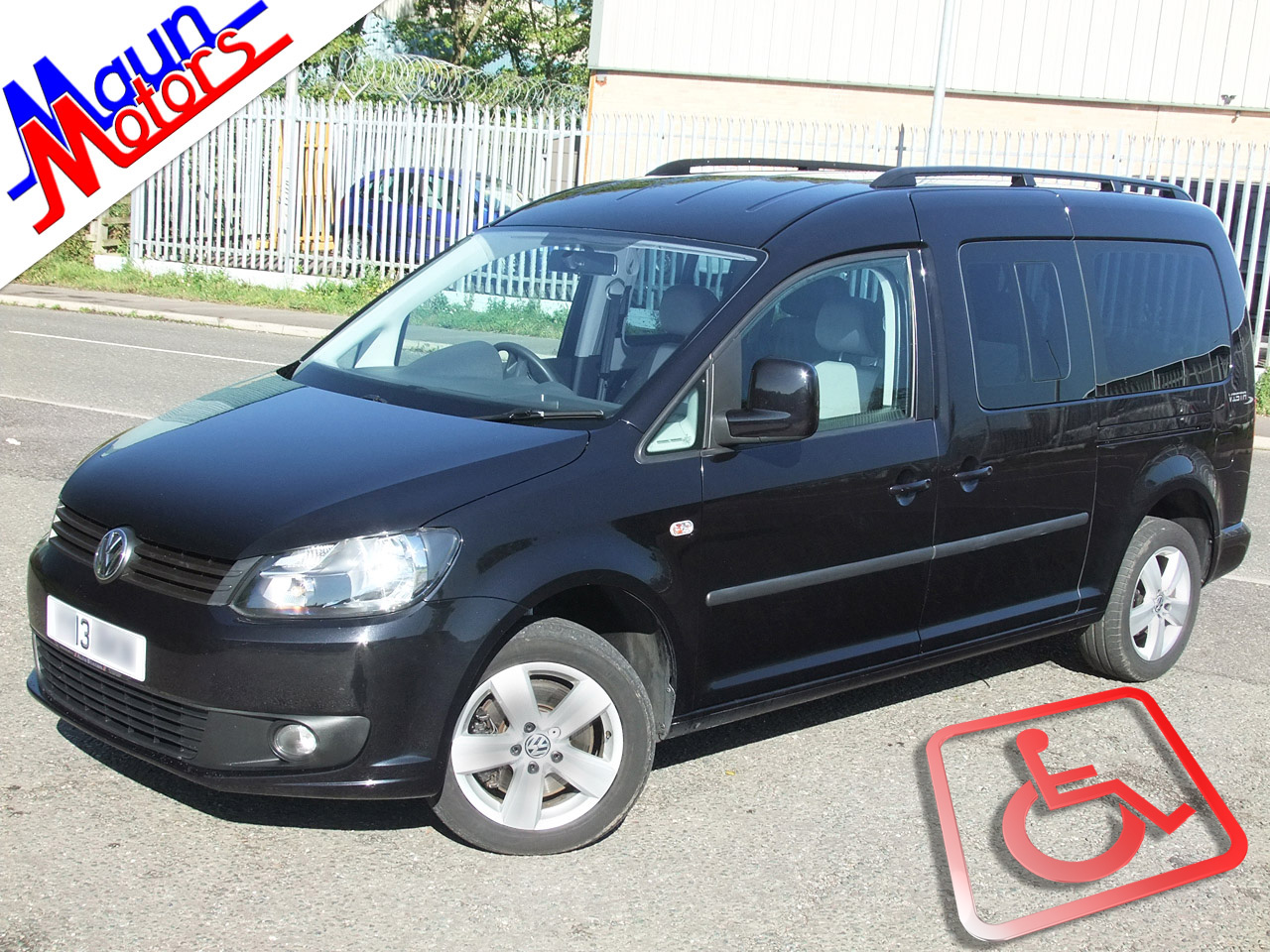 Wheelchair Accessible Vehicles for sale (WAVs)