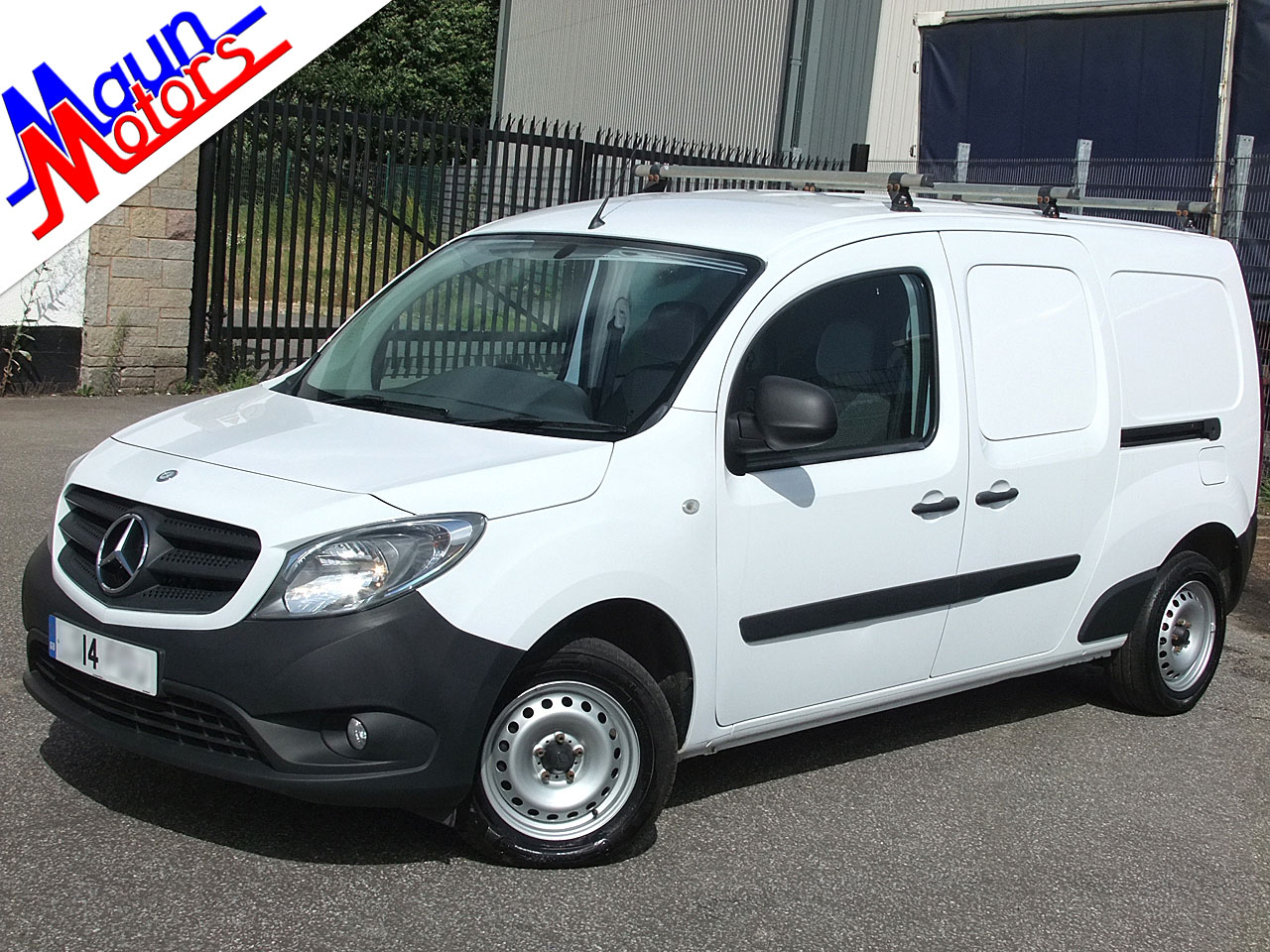 Mercedes-Benz Citan used vans for sale
