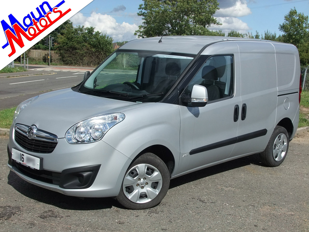 Vauxhall Combo used vans for sale