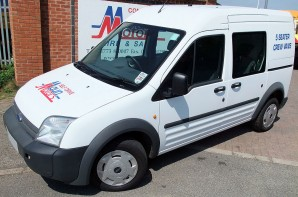 Small Crew Van Hire - Crew Cab Small Van