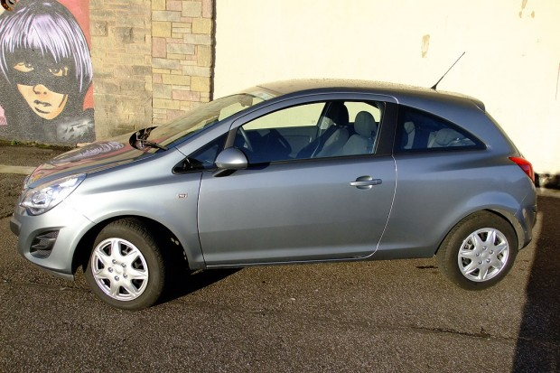 Vauxhall Corsa Hatchback Car Rental 03