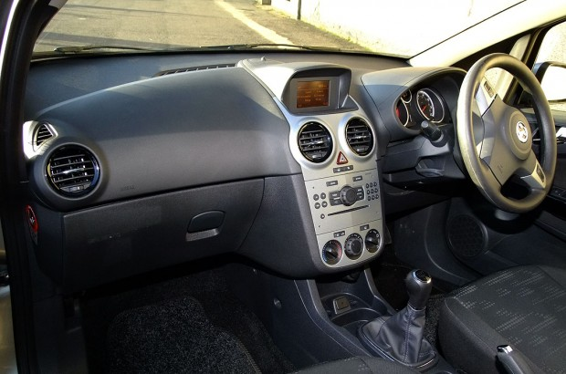 Vauxhall Corsa Hatchback Car Rental 08