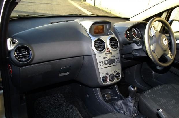 Vauxhall Corsa Hatchback Car Rental 08