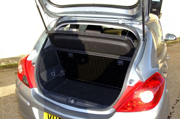 Vauxhall Corsa Hatchback Car Rental 10