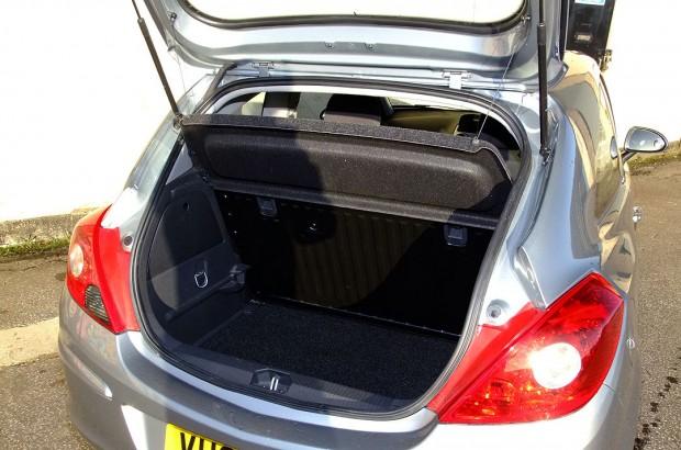 Vauxhall Corsa Hatchback Car Rental 10