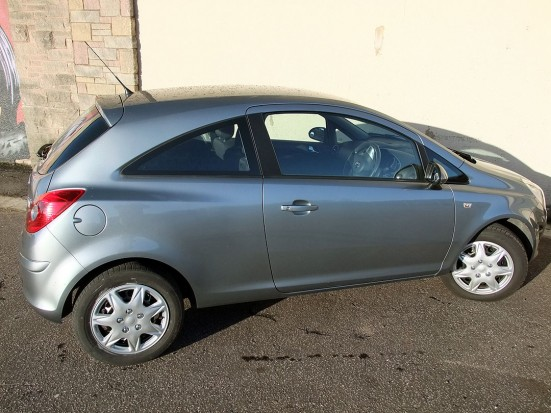 Vauxhall Corsa Hatchback Car Rental 12