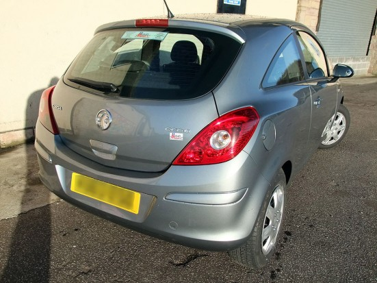 Vauxhall Corsa Hatchback Car Rental 13