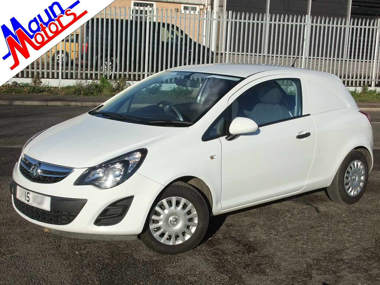 Vauxhall Corsa used car-derived vans for sale