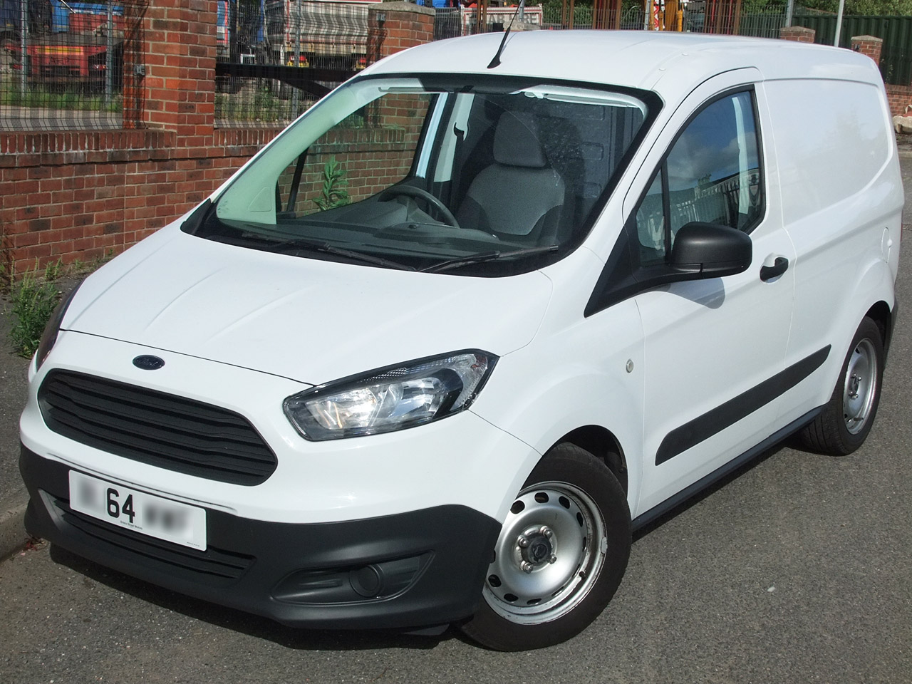 Ford Transit Coureir used vans for sale