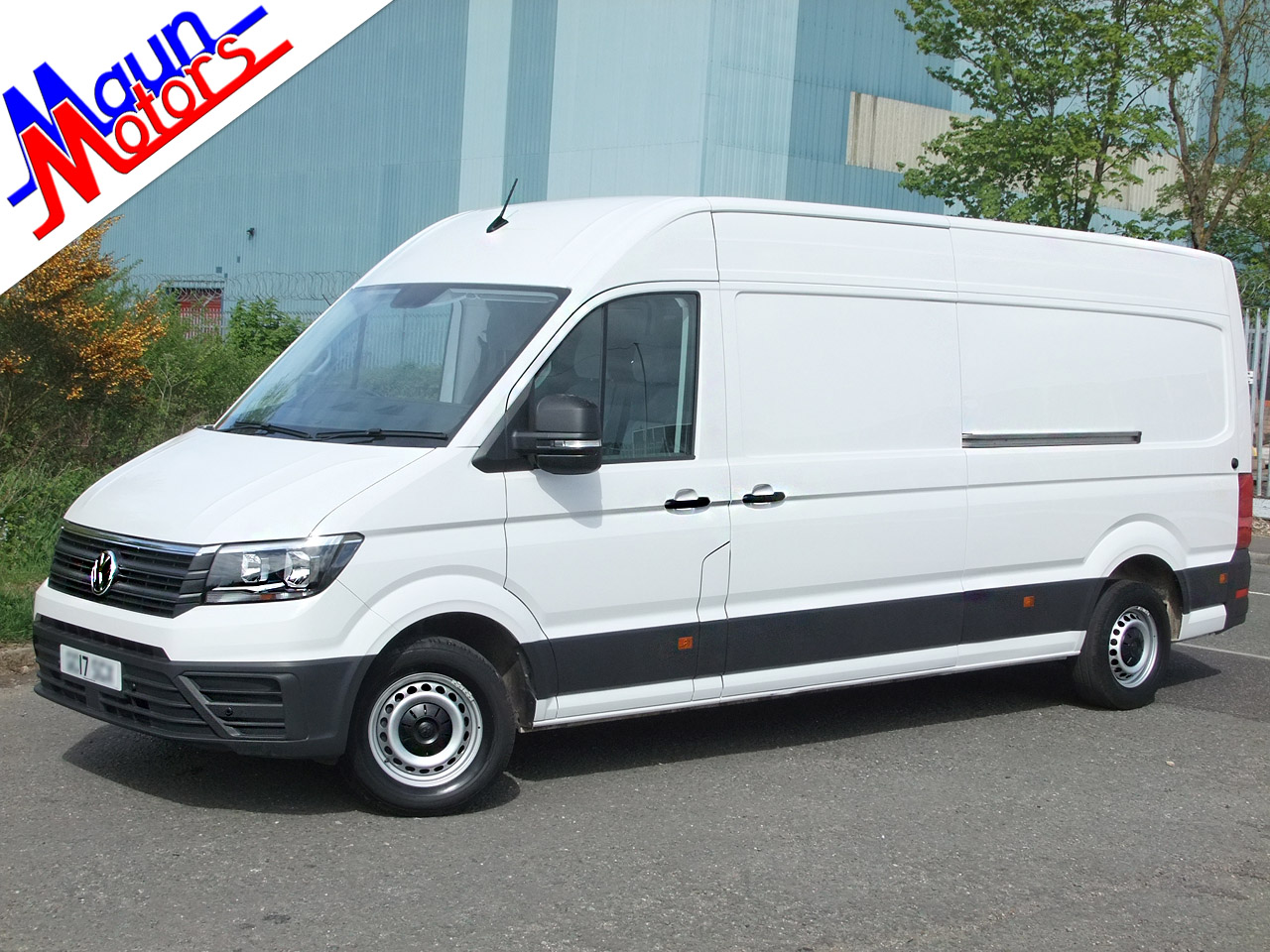 Volkswagen Crafter used vans for sale