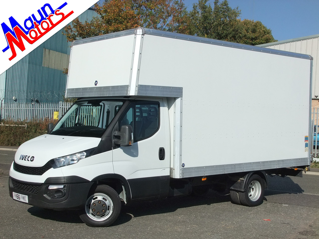 Luton Box Vans & Rermoval Vans for sale