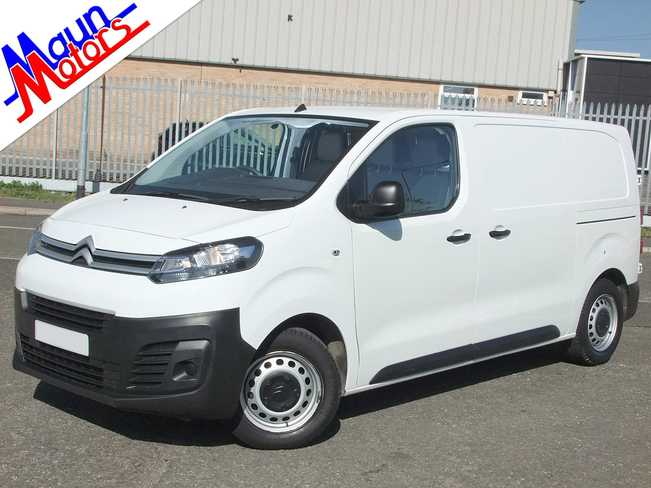 Citroen Dispatch used vans for sale