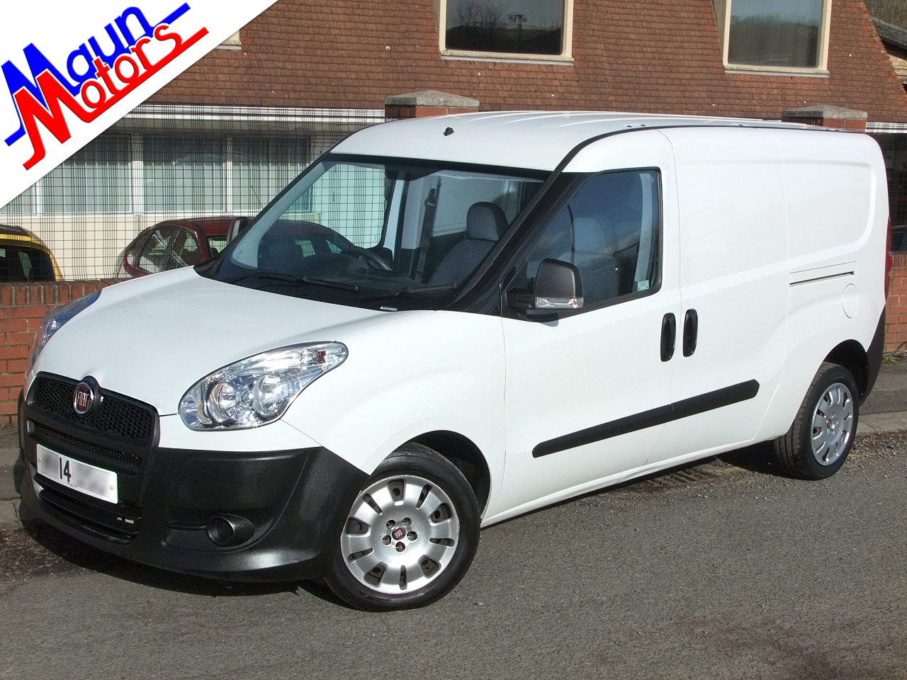 Fiat Doblo used vans for sale