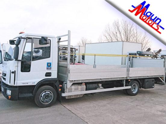 eurocargo 7-5t dropside taillift hire 03