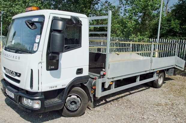 7.5 tonne Beavertail Lorry Rental from Maun Motors Self Drive Hire