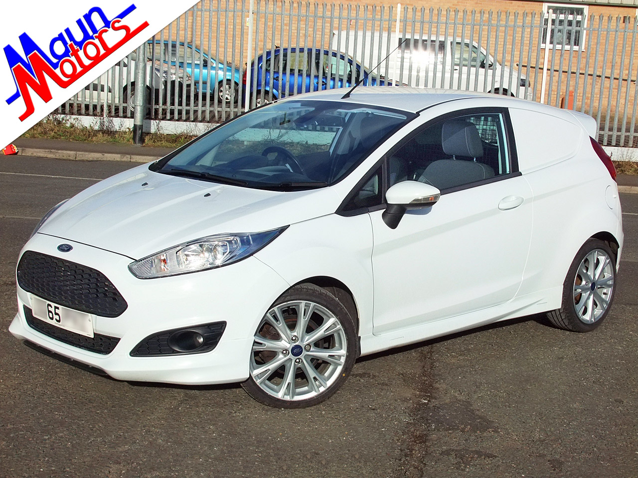 Ford Fiesta used car-derived vans for sale