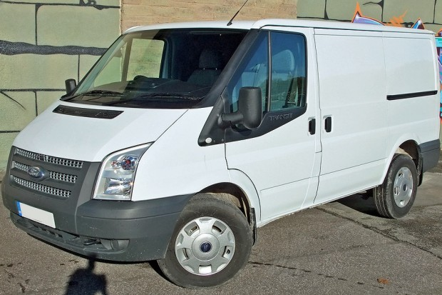Ford Transit Short Wheelbase SWB Panel Van