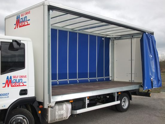 iveco eurocargo curtain day cab HIRE_13