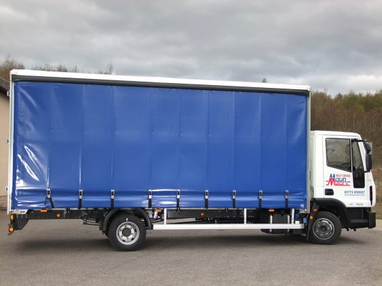 iveco eurocargo curtain day cab HIRE_21