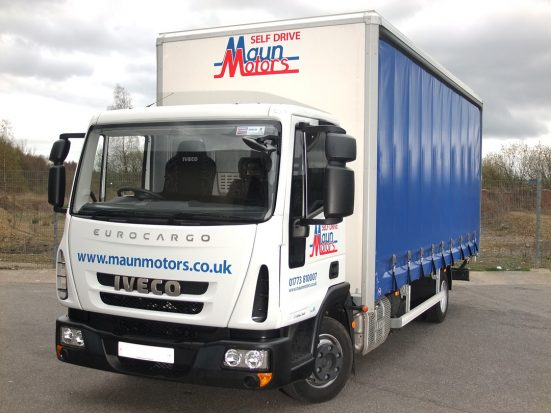iveco eurocargo curtain day cab HIRE_22