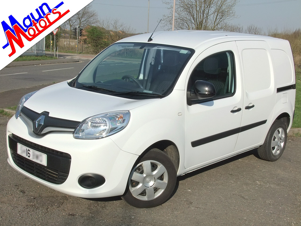 Renault Kangoo used vans for sale