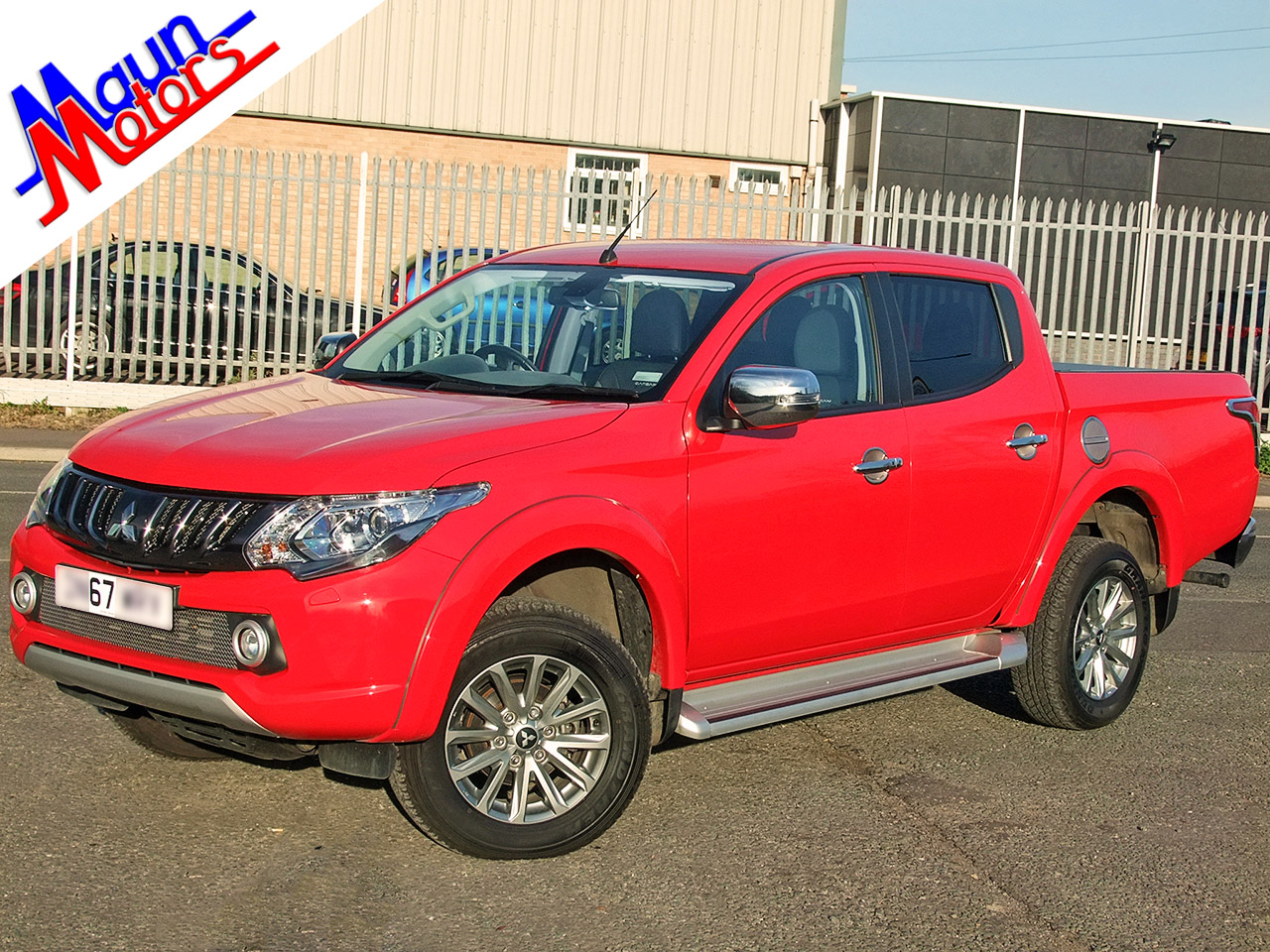 Mitsubishi L200 used 4x4 pick-ups for sale