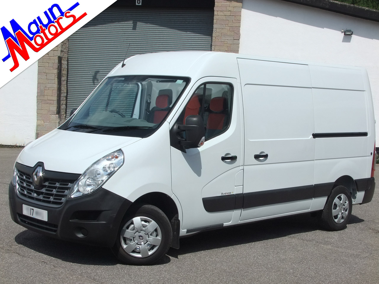 Renault Master used vans for sale