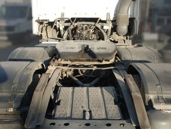 Mercedes-Benz Actros Euro 6 tractor unit hire 03