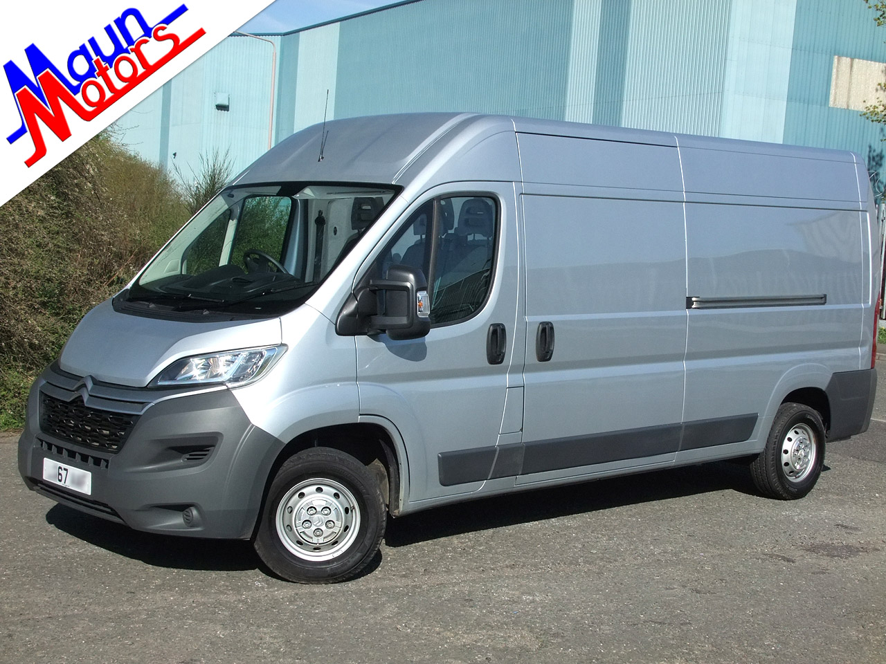 Citroen Relay used vans for sale