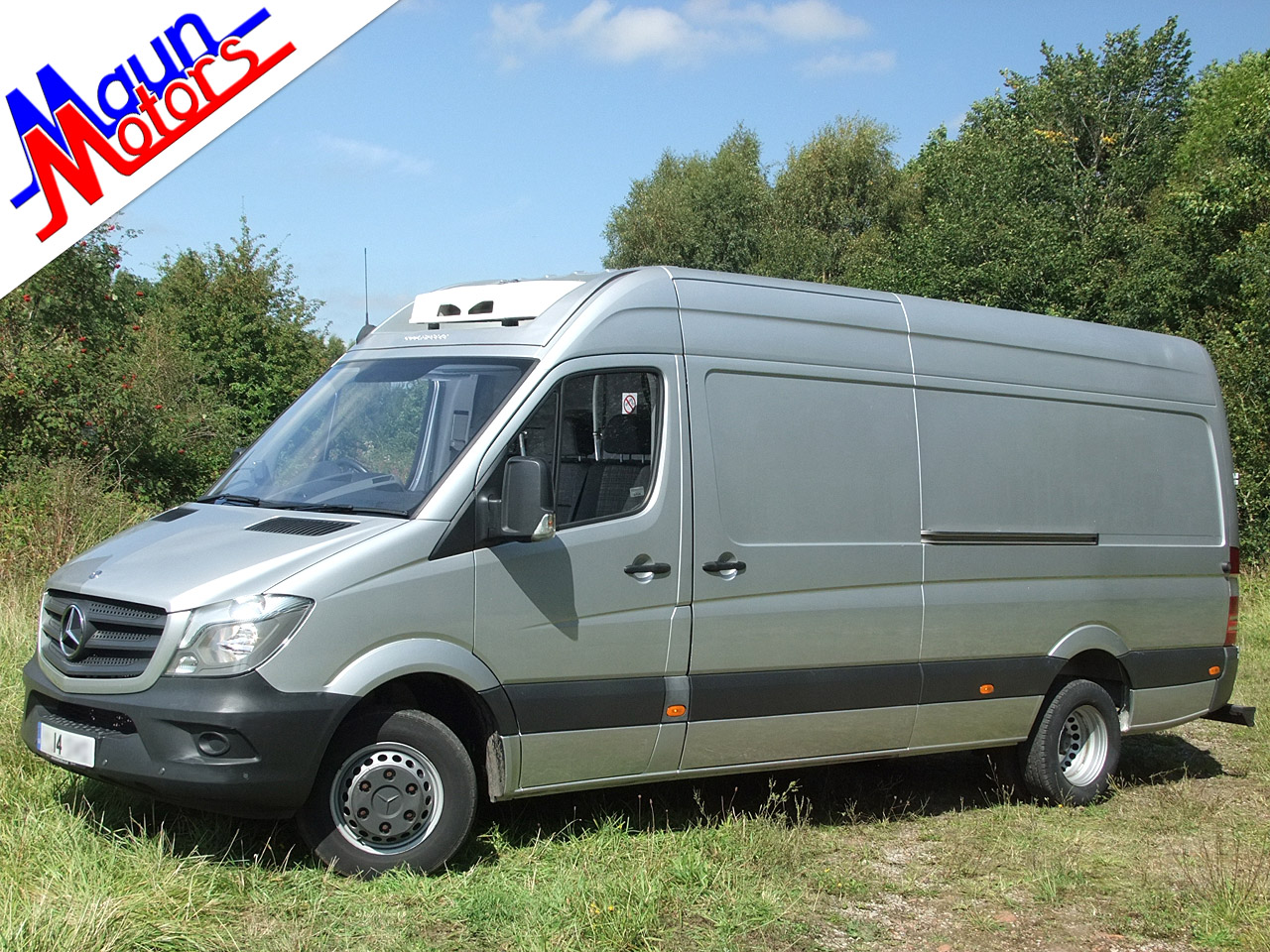 Mercedes-Benz Sprinter used vans for sale