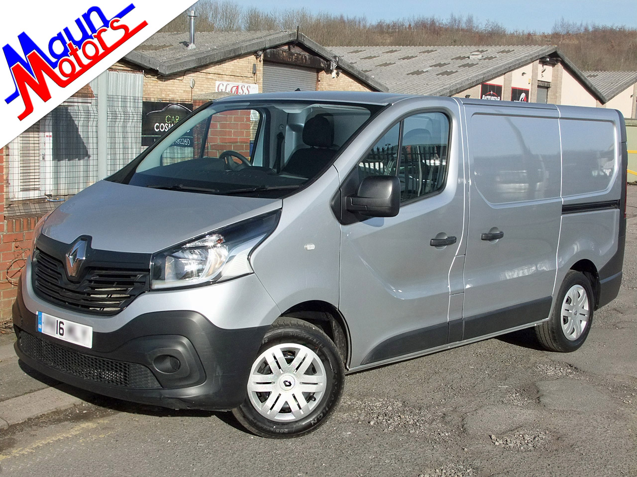 Renault Trafic used vans for sale