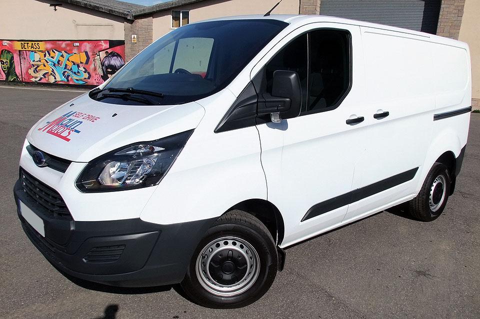 Standard Van (panel van)