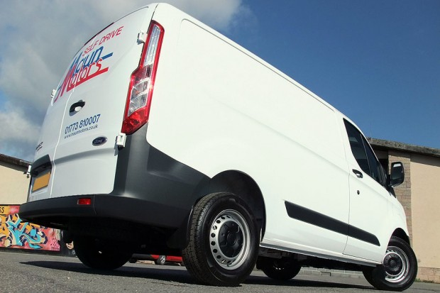 Ford Transit Custom Panel Van 07