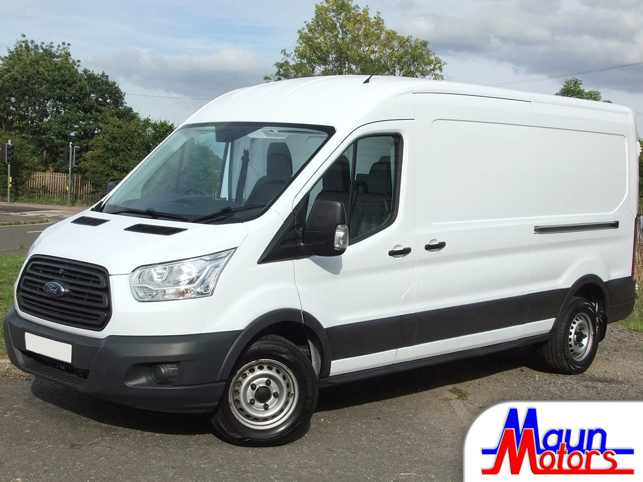 Van Hire - LWB Long Wheelbase, Medium Roof Panel Van - L3H2