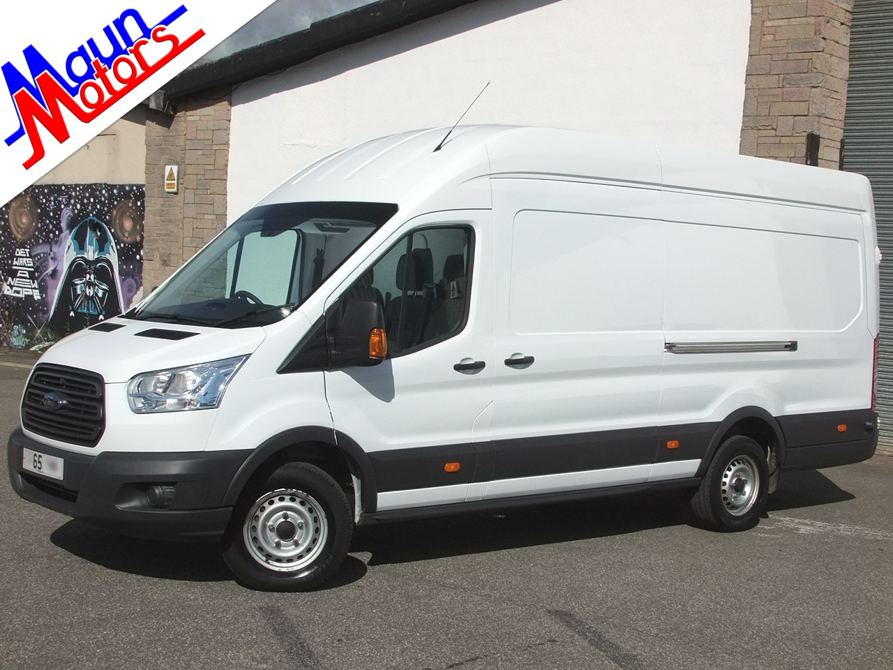Ford Transit used vans for sale