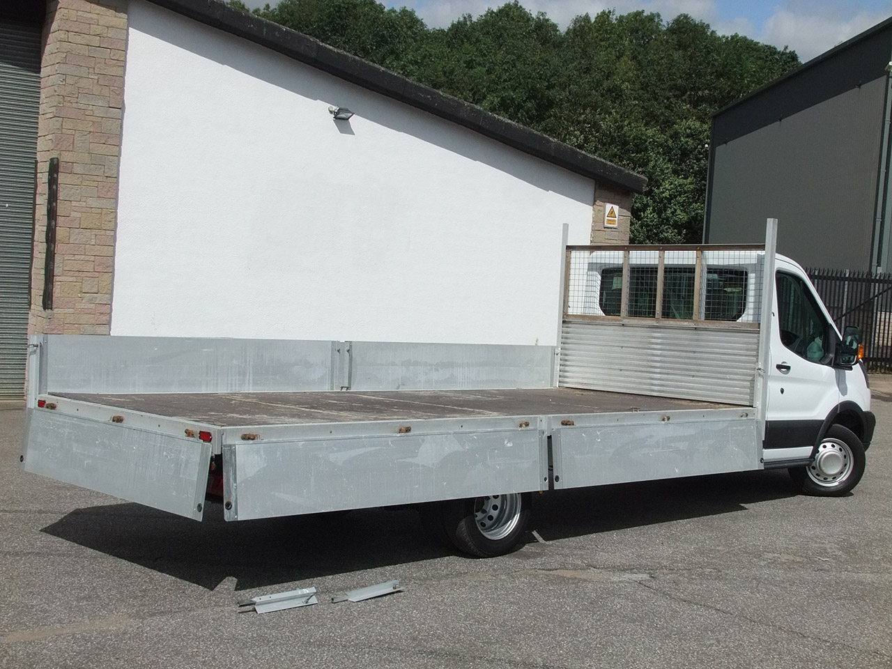 Flatbed Vans for sale