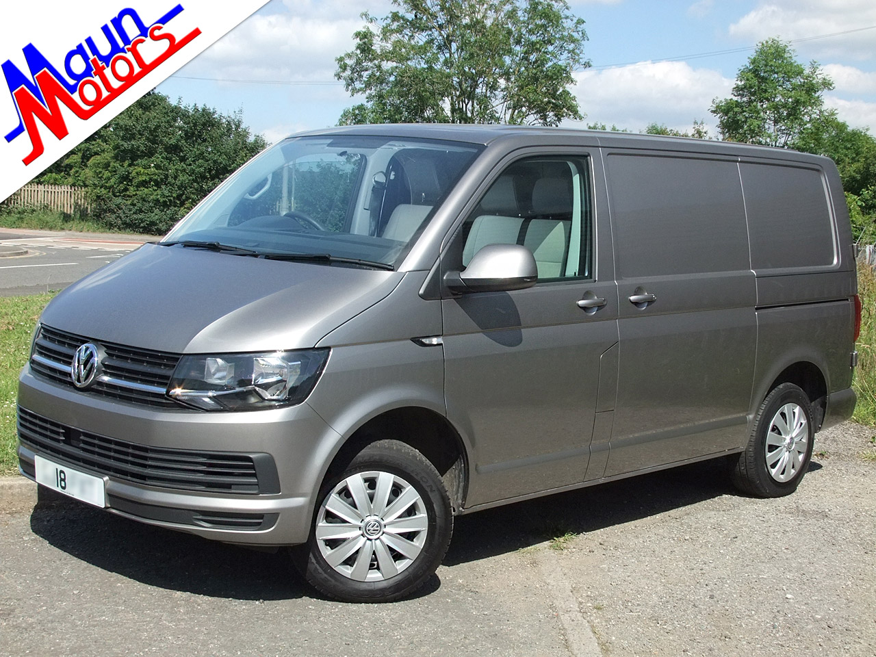 Volkswagen Transporter used vans for sale