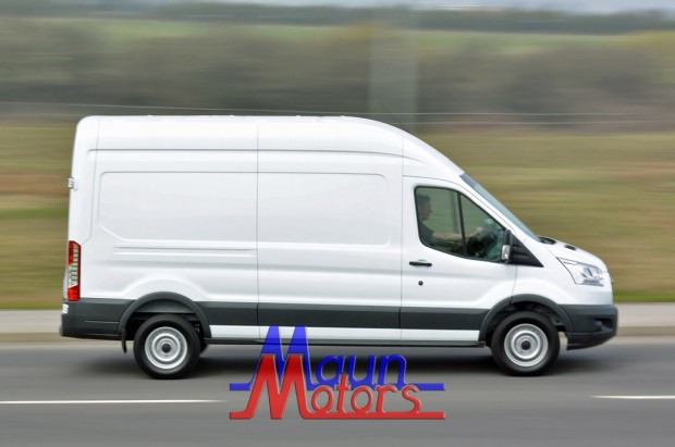 Transit LWB High Roof Panel Van Rental