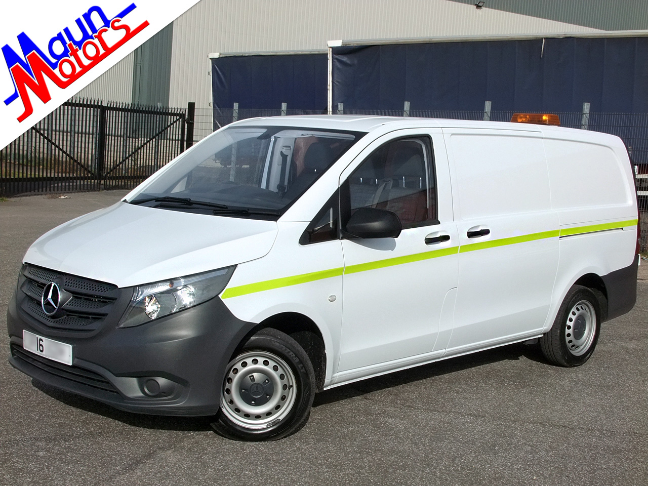 Mercedes-Benz Vito used vans for sale